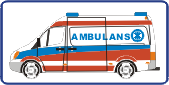 Ikona Ambulans